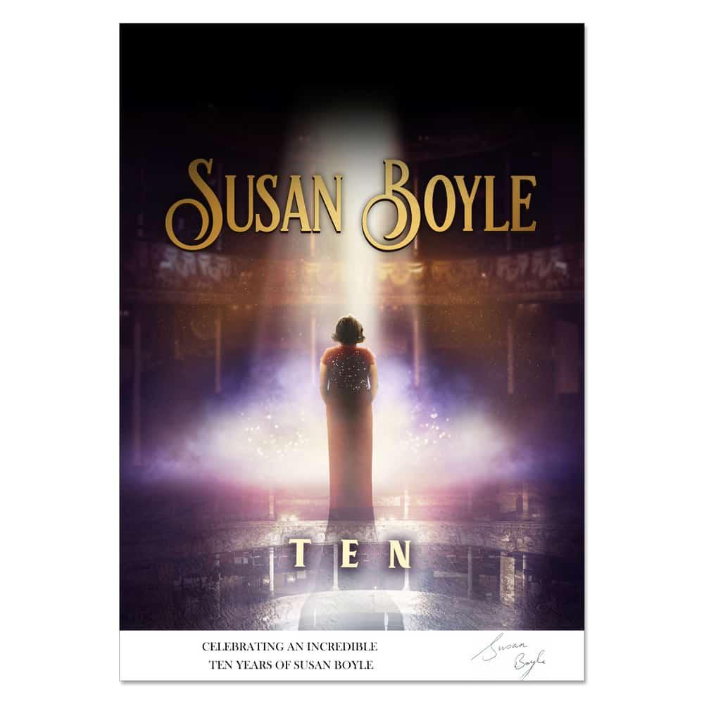 Buy Online Susan Boyle - A3 Poster
