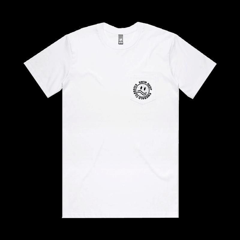 Buy Online Swim Deep - Emerald Classics T-Shirt