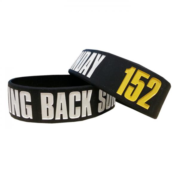 Buy Online Taking Back Sunday - 152 Silicon Wristband
