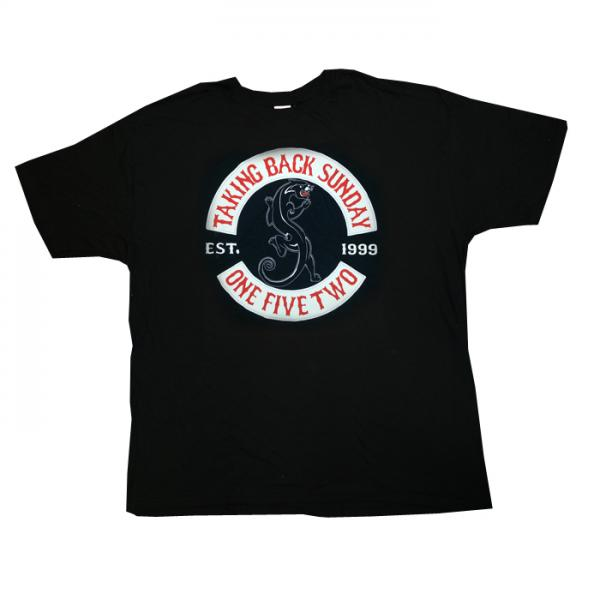 Buy Online Taking Back Sunday - Mens Panther T-Shirt