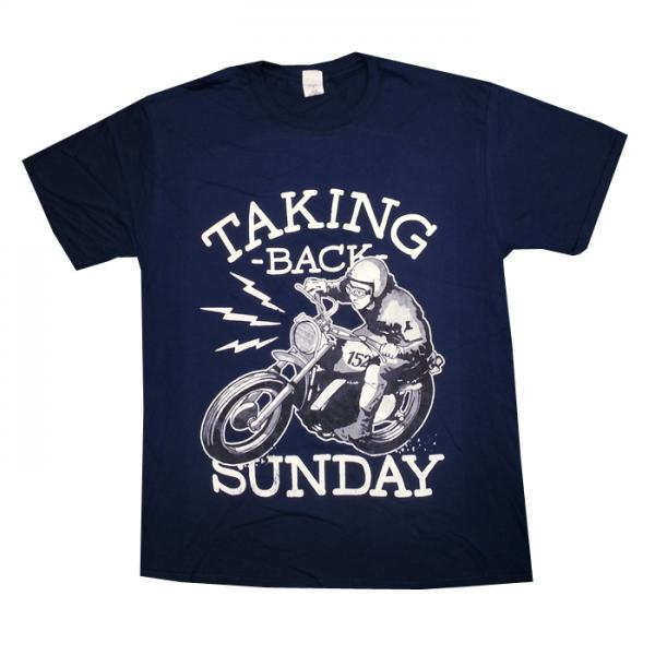 Buy Online Taking Back Sunday - Mens Motorcycle T-Shirt