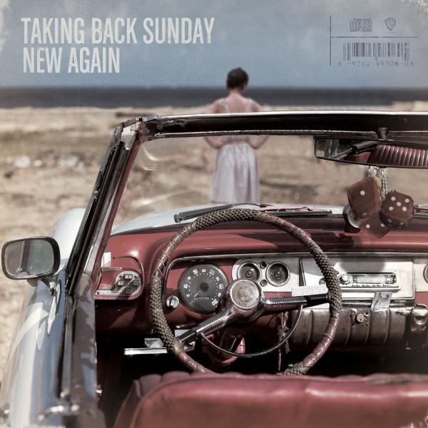 Buy Online Taking Back Sunday - New Again