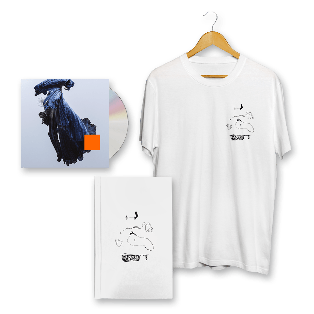 Buy Online TALOS - Far Out Dust CD + T-Shirt + Sketch Book (Signed)
