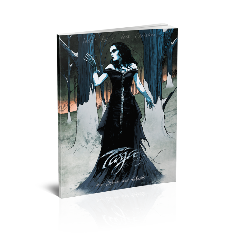 Buy Online Tarja - Novel For A Dark Christmas