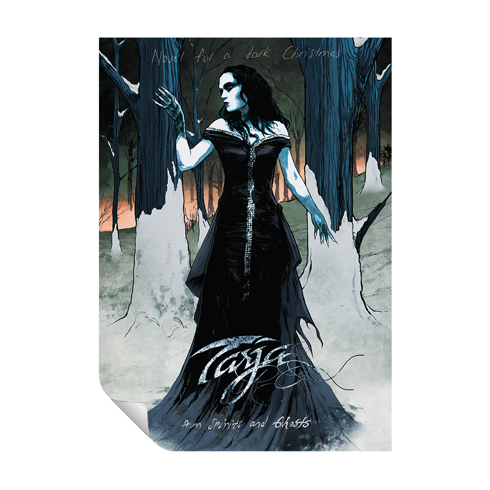 Buy Online Tarja - Poster #2 - Graphic Novel Cover