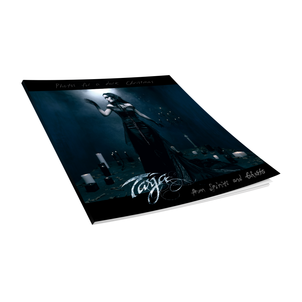 Buy Online Tarja - Photos For A Dark Christmas Book