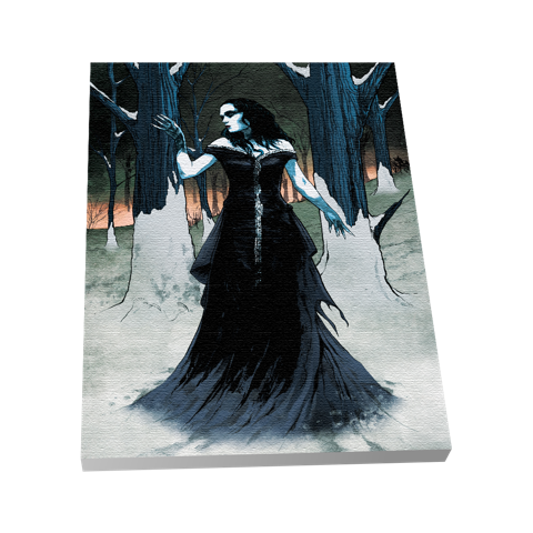 Buy Online Tarja - Tarja Graphic Novel Print (Ltd Edition, Signed & Numbered)