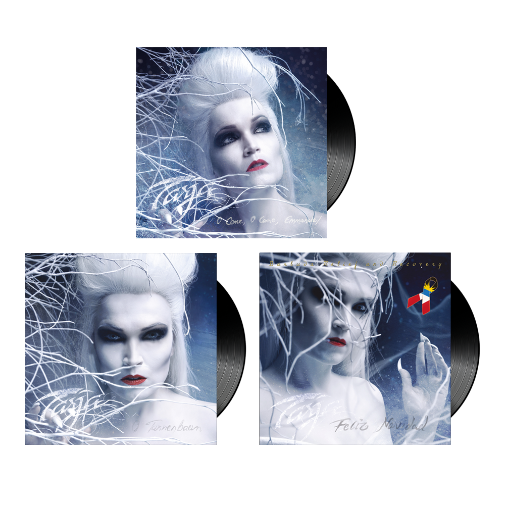 Buy Online Tarja - 3 x 7-Inch Vinyl Bundle (Limited Edition)