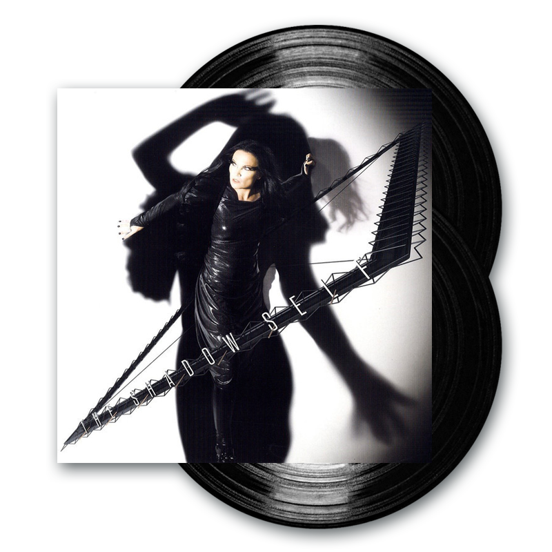 Buy Online Tarja - The Shadow Self 2LP Vinyl w/ Download Code Double LP