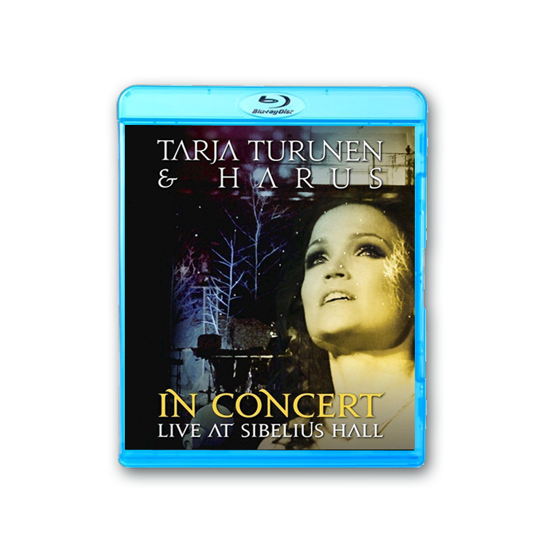 Buy Online Tarja & Harus - In Concert - Live At Sibelius Hall Live Blu-Ray