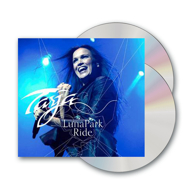 Buy Online Tarja - Luna Park Ride 2CD Live Album