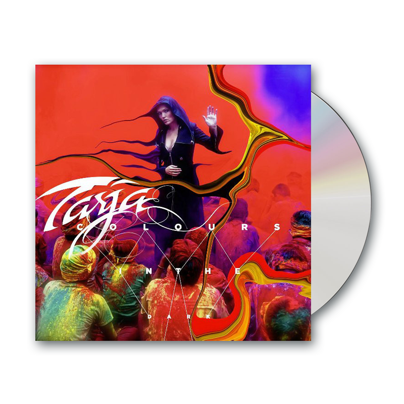 Buy Online Tarja - Colours In The Dark CD Album