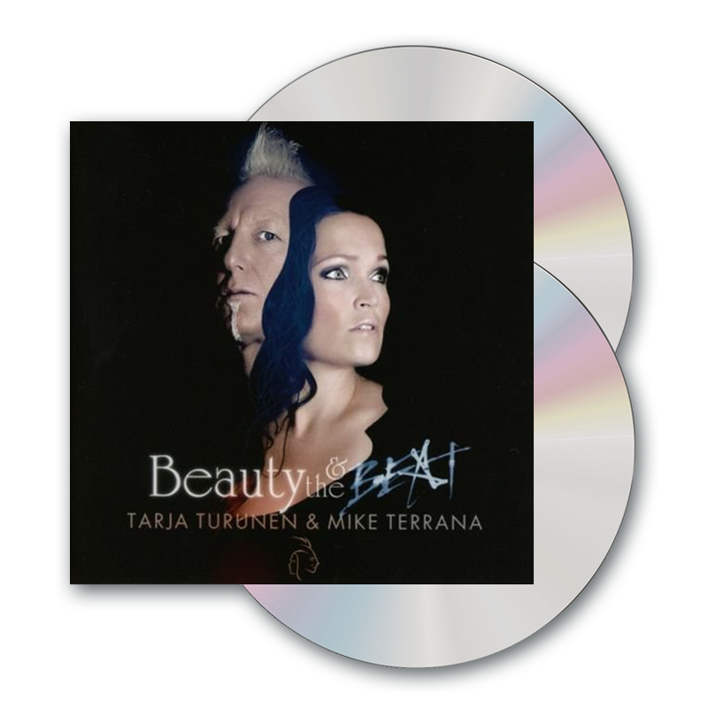 Buy Online Tarja & Mike Terrana - Beauty And The Beat 2CD Live Album (Argentinian Edition)