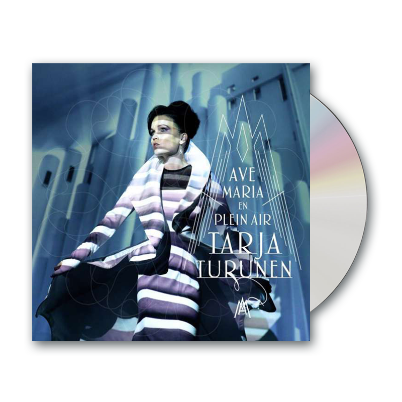 Buy Online Tarja - Ave Maria - En Plein Air CD Album (Argentinean Version)
