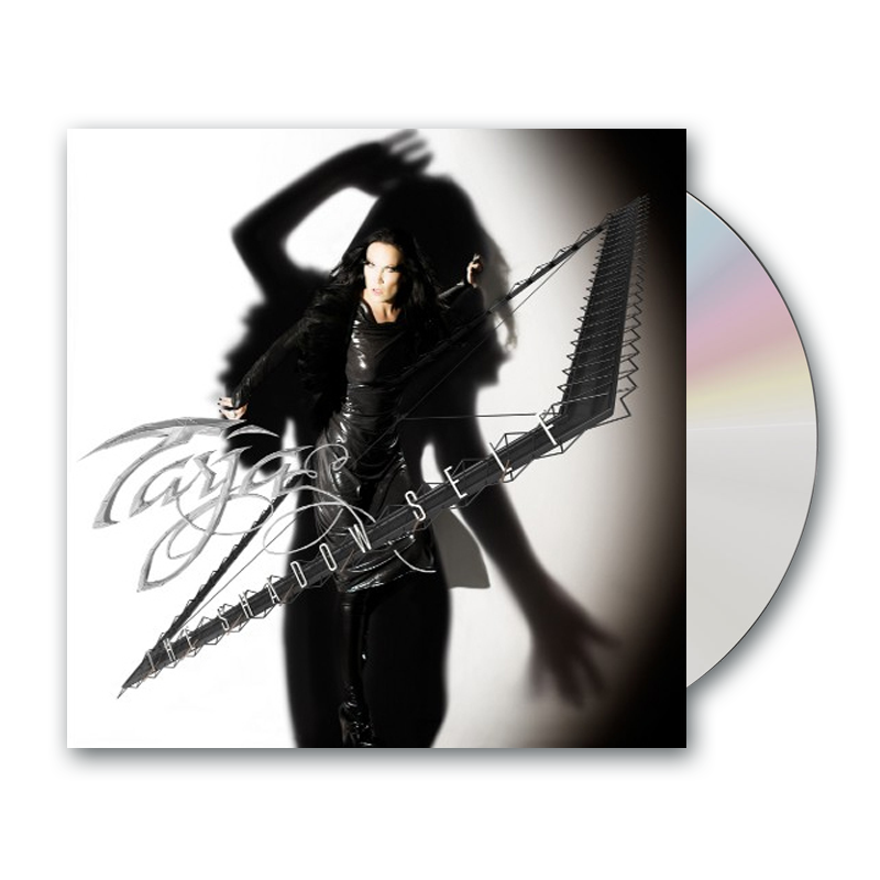 Buy Online Tarja - The Shadow Self CD Album (Argentinian Version)