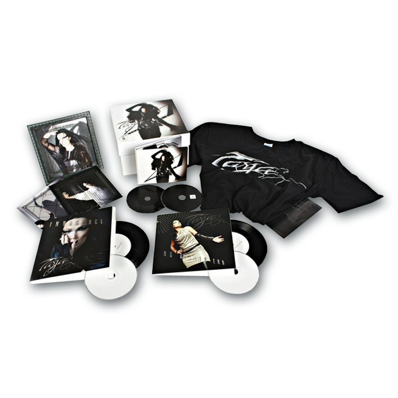 Buy Online Tarja - The Shadow Self Ltd Edition Boxset