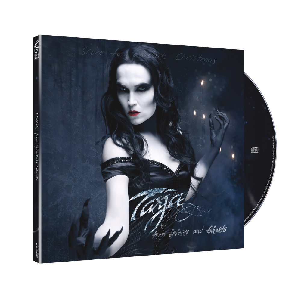Buy Online Tarja - From Spirits And Ghosts (Score For A Dark Christmas) CD DigiPak (Argentinian Version)