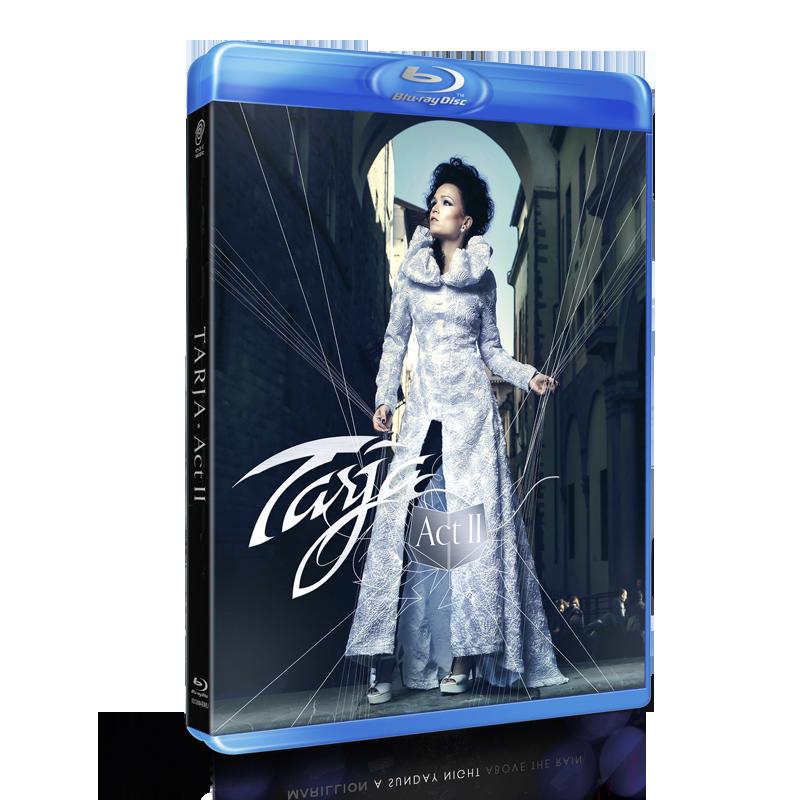Buy Online Tarja - Act II Blu-Ray