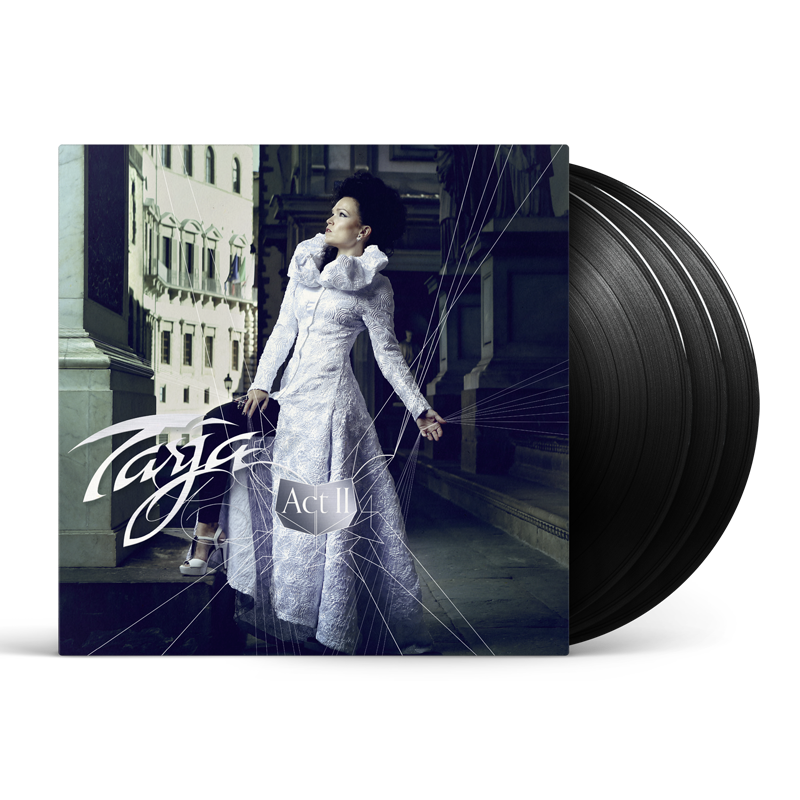 Buy Online Tarja - Act II 3LP Vinyl w/ Download Code