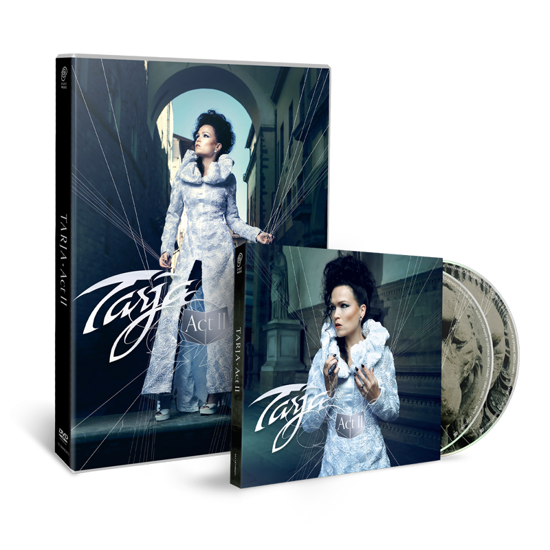 Buy Online Tarja - Act II 2CD Digipak + 2DVD