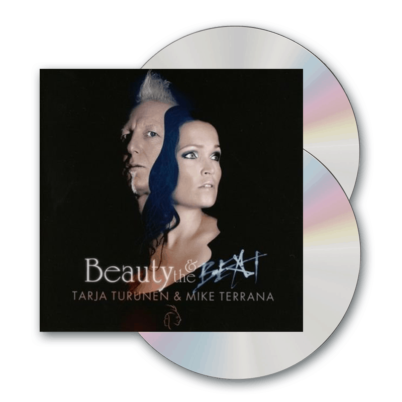 Buy Online Tarja & Mike Terrana - Beauty And The Beat 2CD Live Album (European Edition)