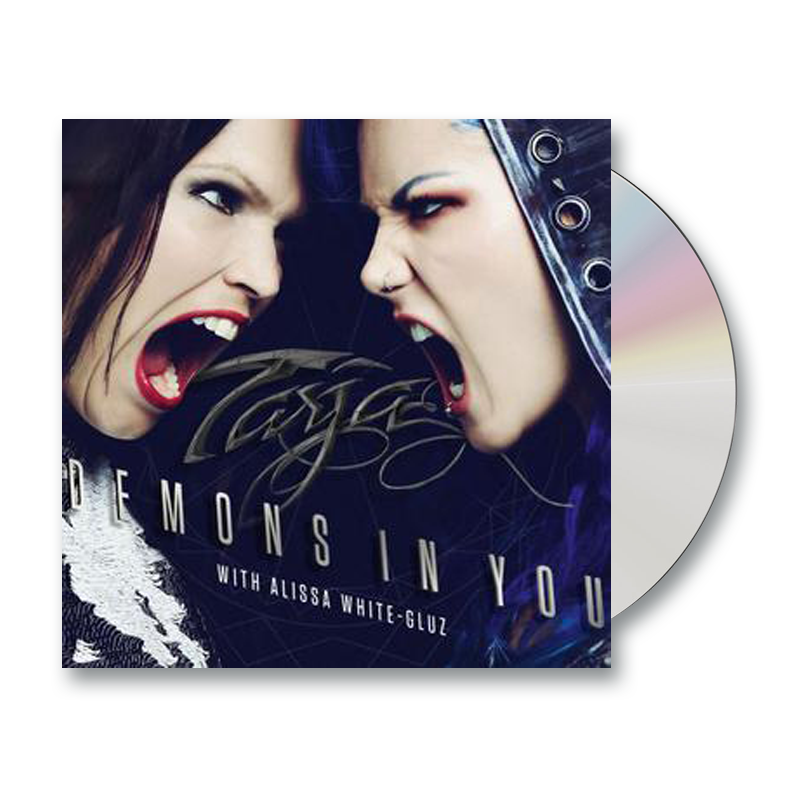 Buy Online Tarja With Alissa White-Gluz - Demons In You CD Single