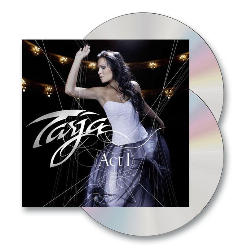 Buy Online Tarja - Act I 2CD Album