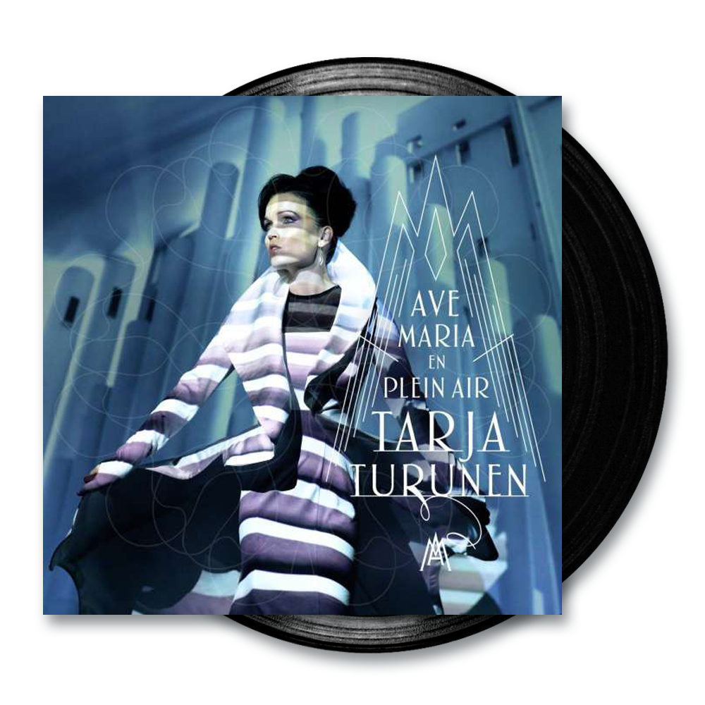 Buy Online Tarja - Ave Maria - En Plein Air Vinyl LP