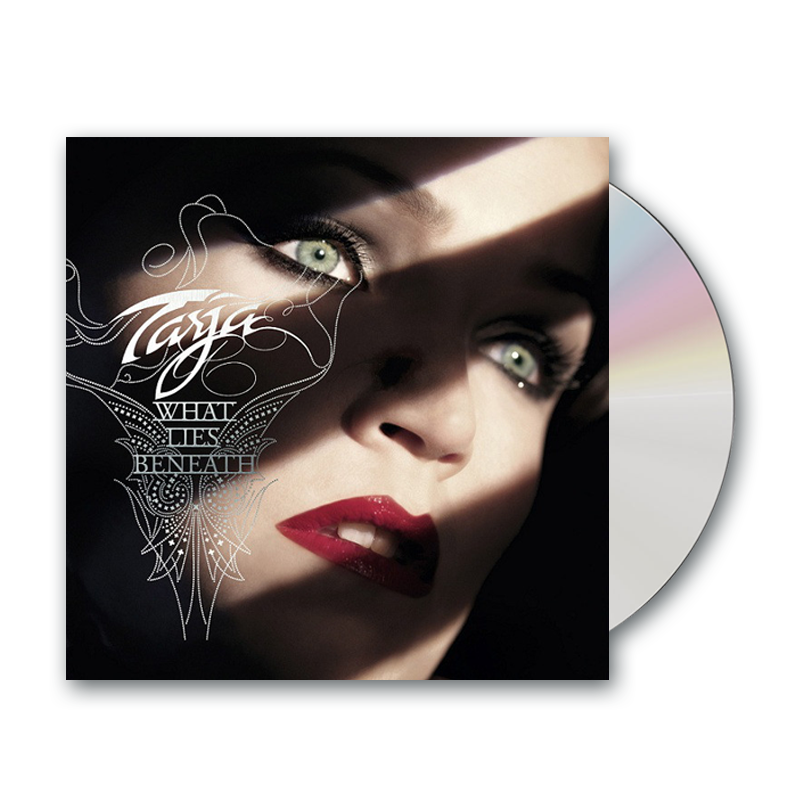 Buy Online Tarja - What Lies Beneath CD Album (Argentinian Version)