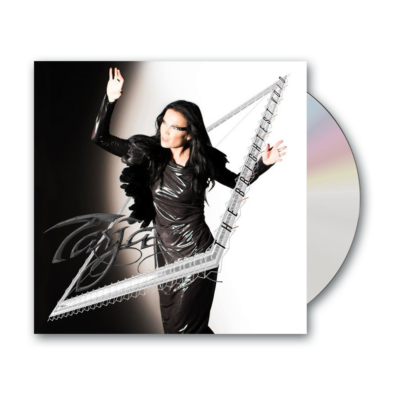 Buy Online Tarja - The Brightest Void CD Album (Argentinian Version)