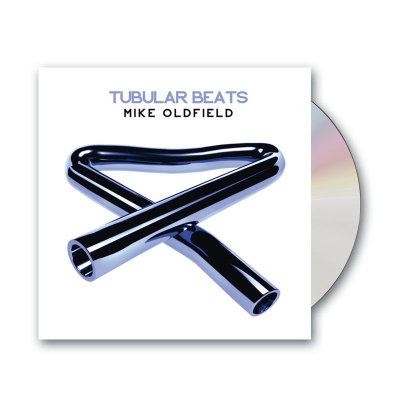 Buy Online Mike Oldfield - Tubular Beats CD Album (Argentinian Version)