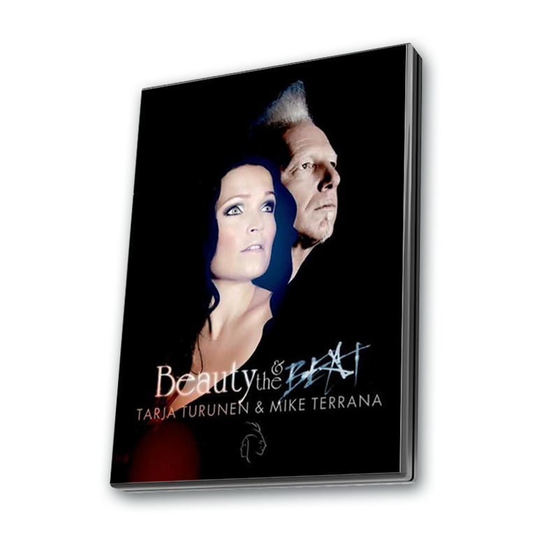 Buy Online Tarja & Mike Terrana - Beauty And The Beat Live DVD  (Argentinean Version)