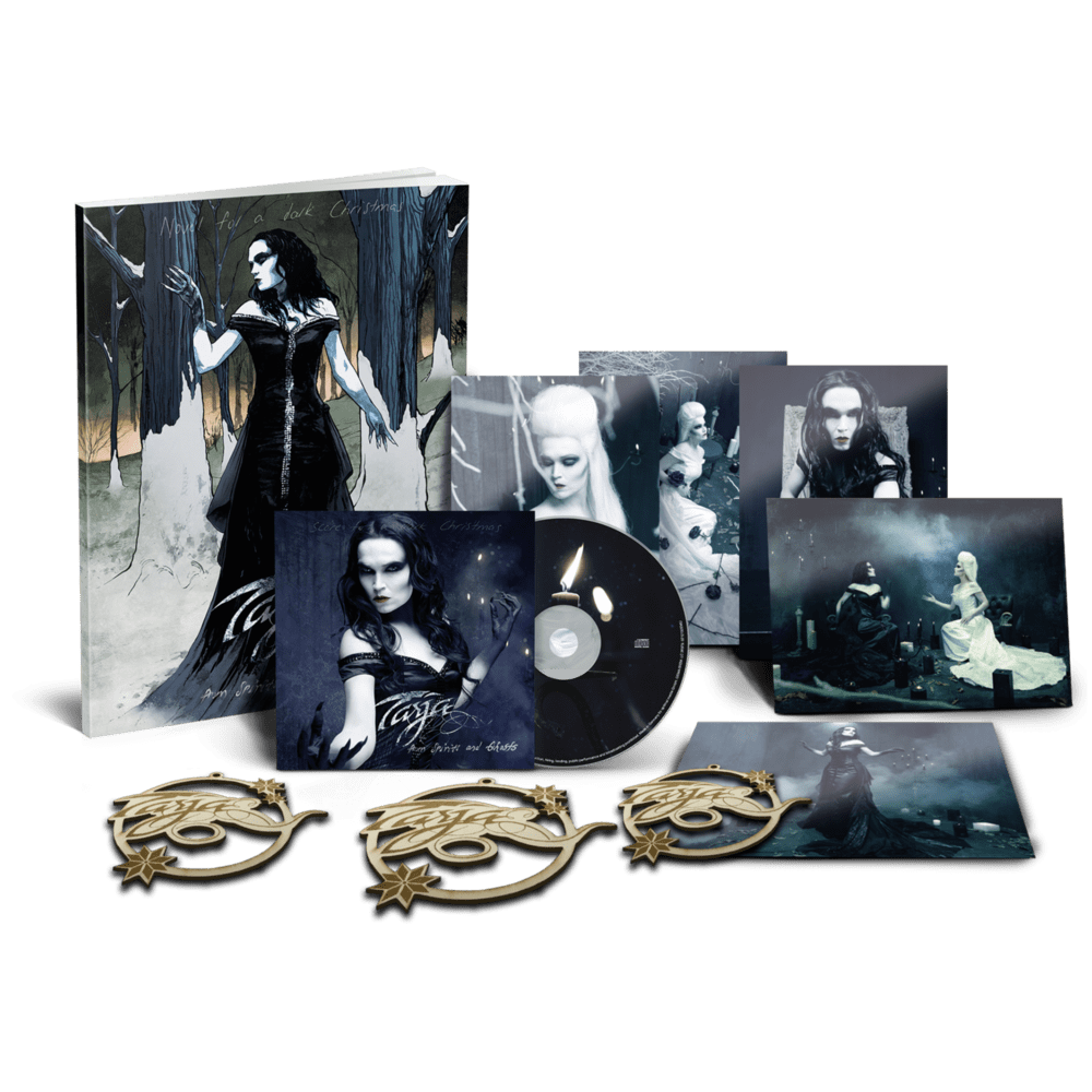 Buy Online Tarja - From Spirits And Ghosts (Score For A Dark Christmas) Limited Boxset