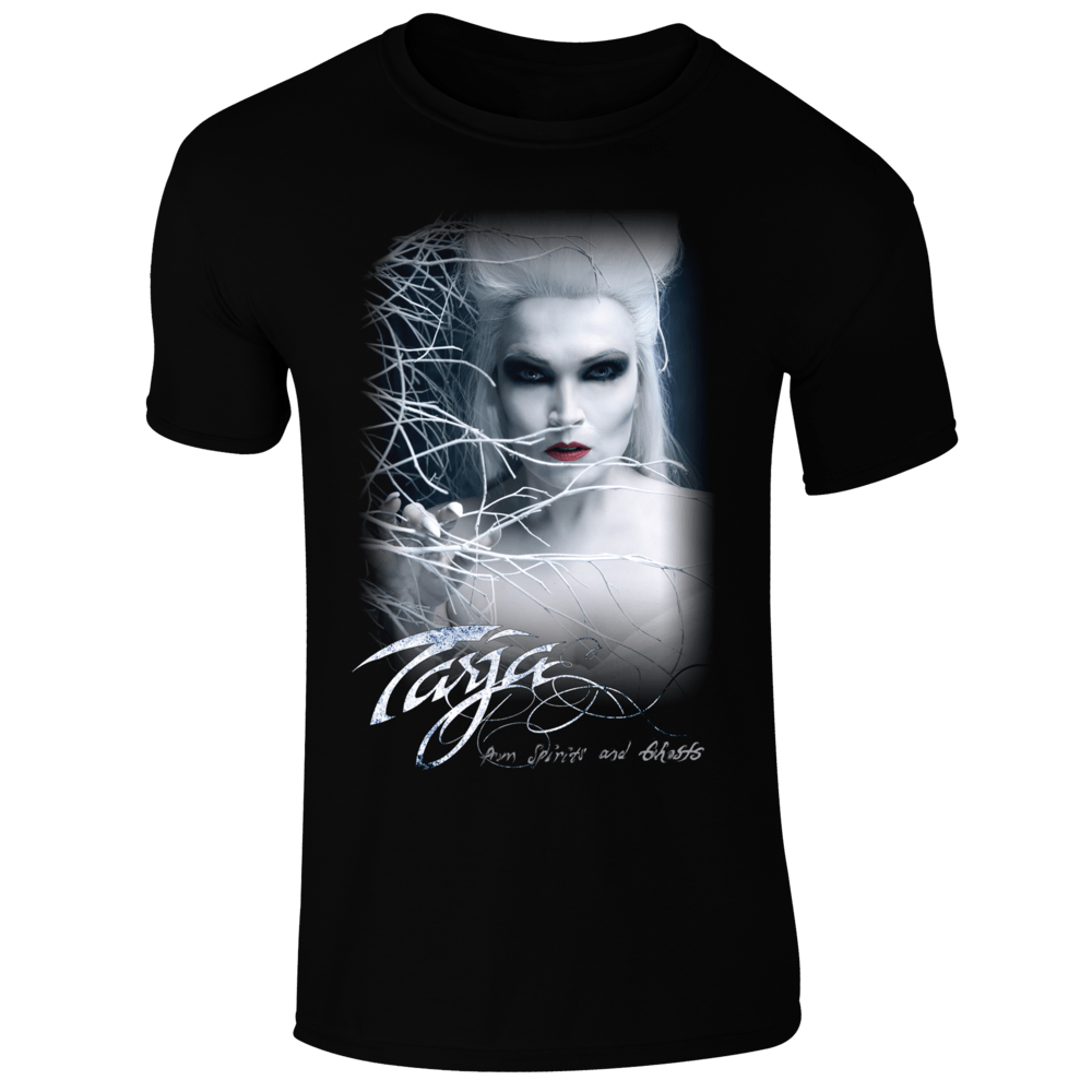 Buy Online Tarja - From Spirits & Ghosts T-Shirt (White Version)