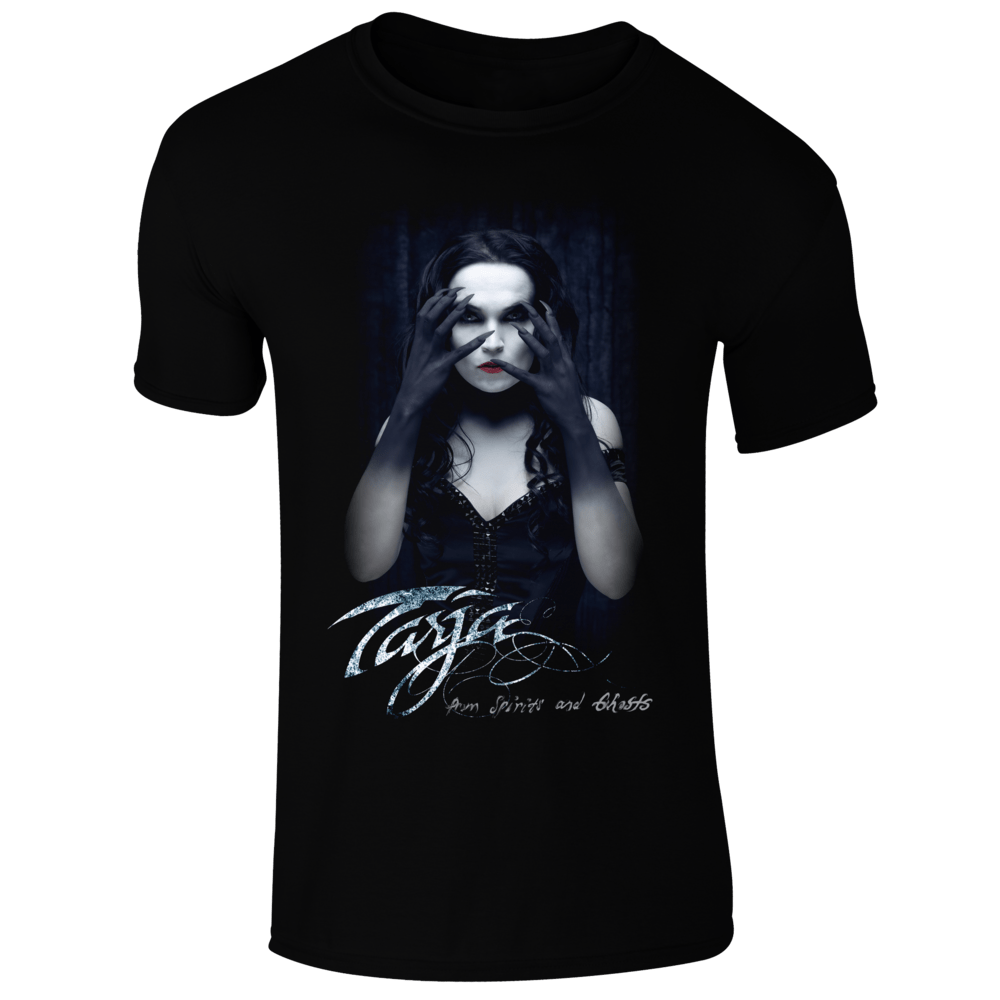 Buy Online Tarja - From Spirits & Ghosts T-Shirt (Black Version)
