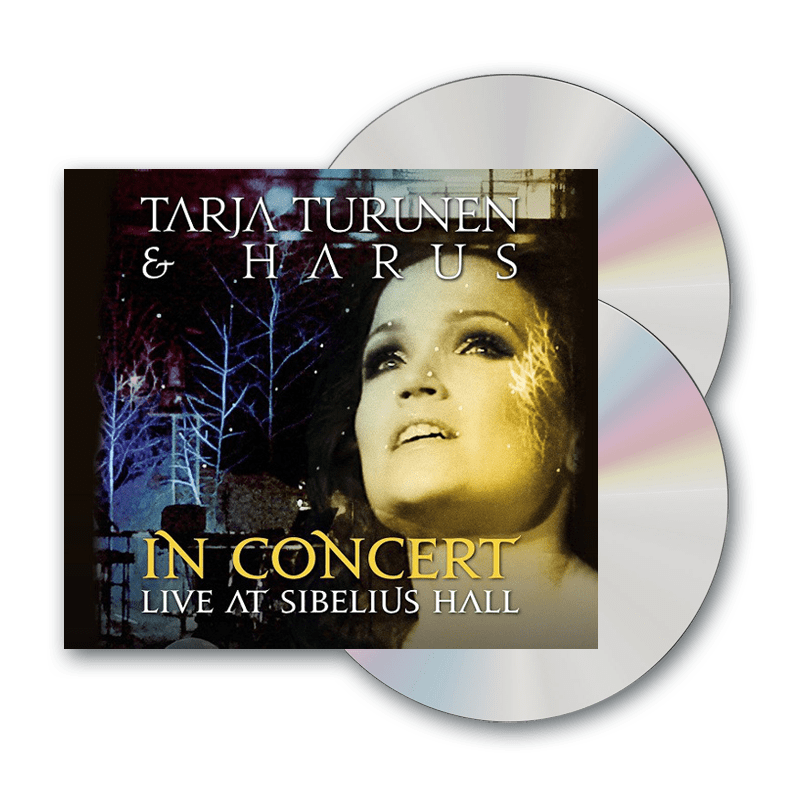 Buy Online Tarja & Harus - In Concert - Live At Sibelius Hall CD + DVD Album