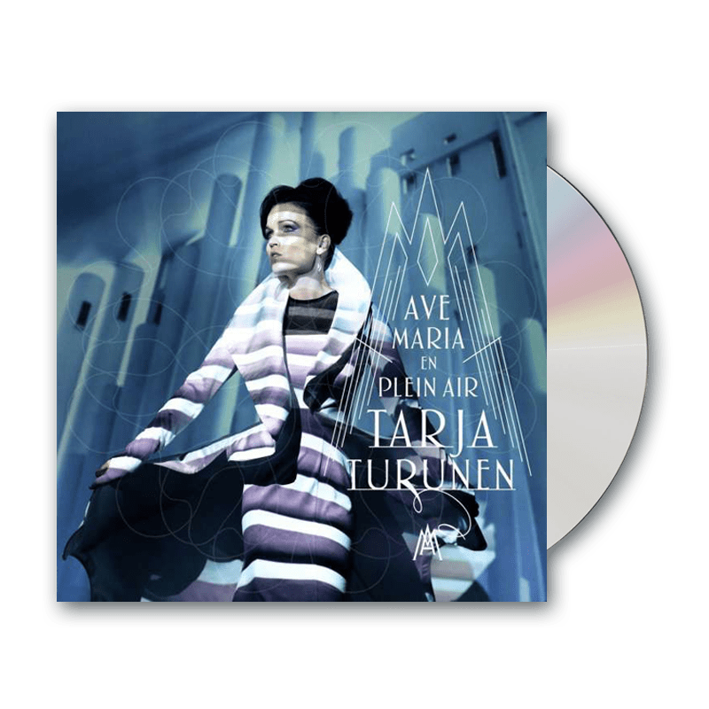 Buy Online Tarja - Ave Maria - En Plein Air CD Album