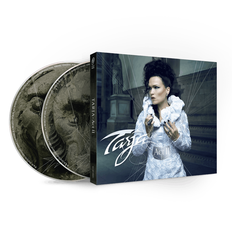 Buy Online Tarja - Act II (Argentinean Version)