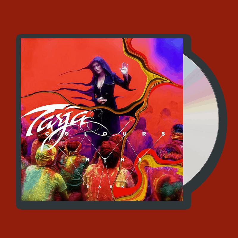 Buy Online Tarja - Colours In The Dark CD Album (Argentinean Version)