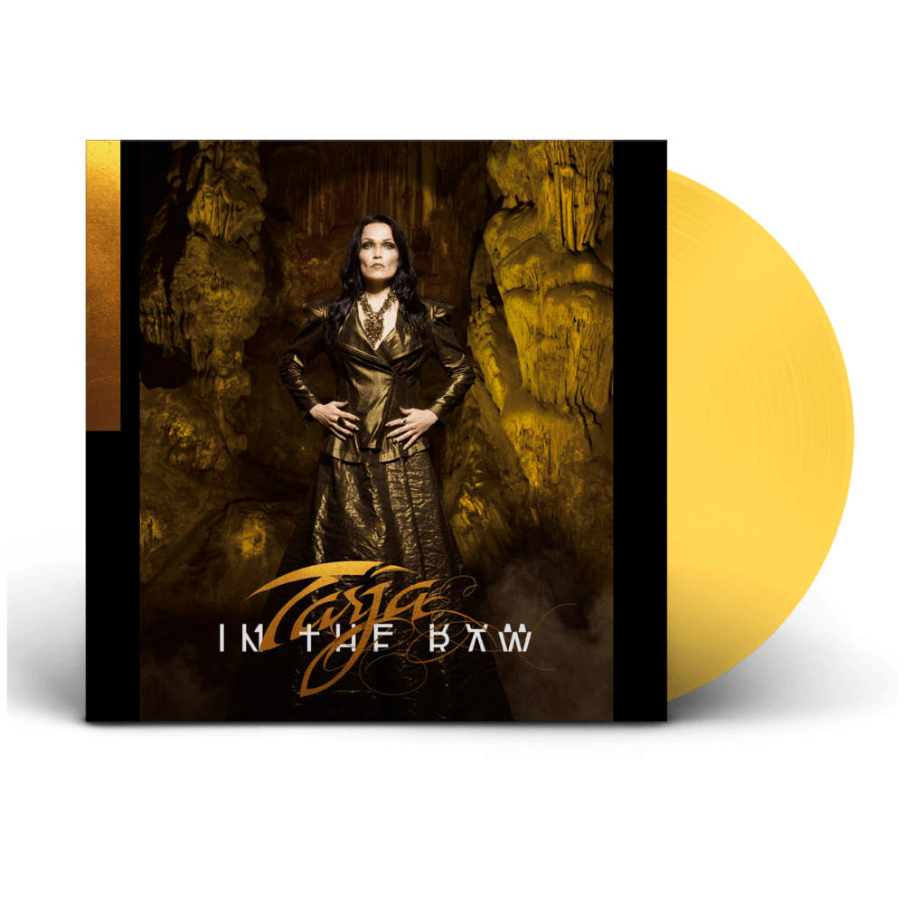 Buy Online Tarja - In The Raw Coloured