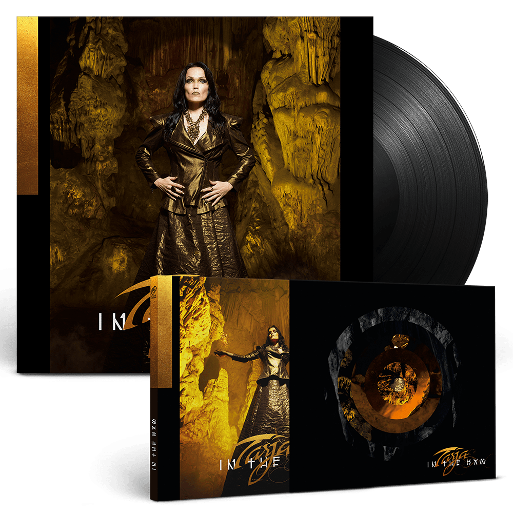 Buy Online Tarja - In The Raw (Ltd. Edition O-Card Box incl. CD Digipak + LP Gatefold)