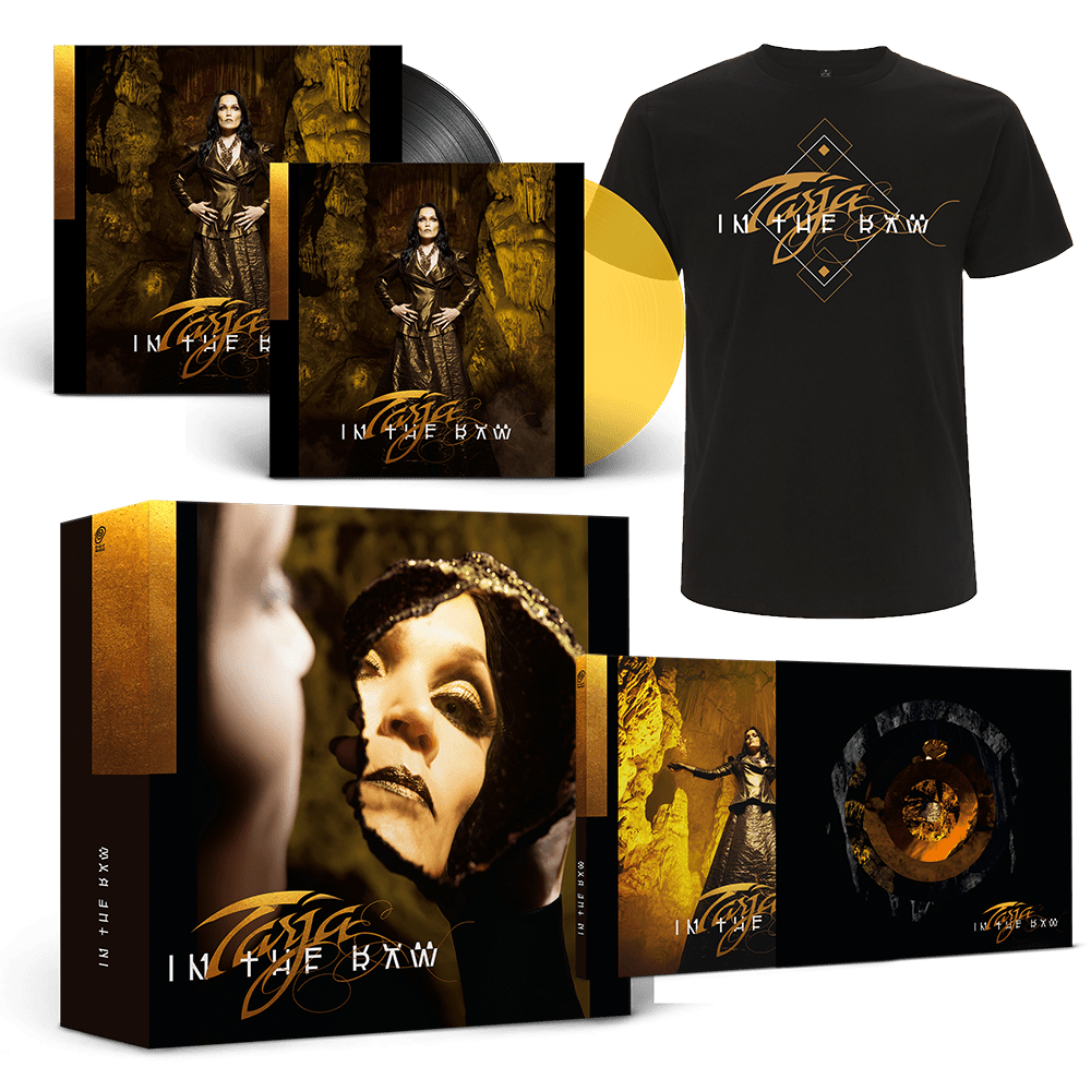 Buy Online Tarja - In The Raw Deluxe Bundle