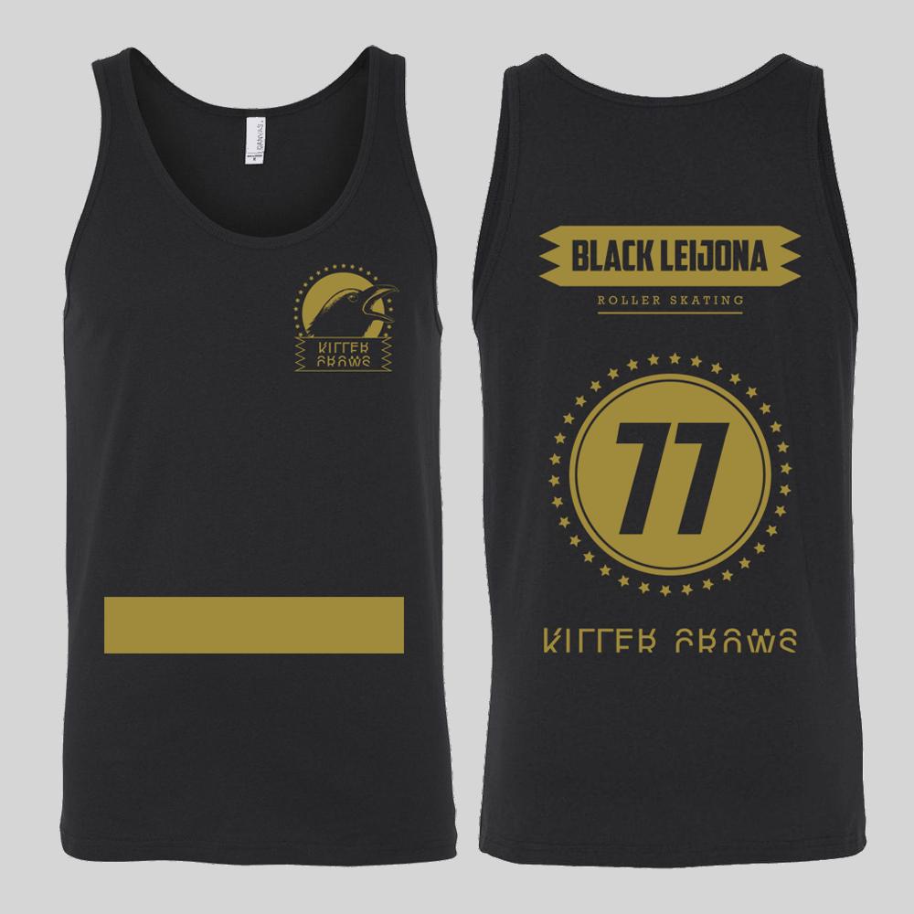 Buy Online Tarja - Tarja Killer Crows Roller Derby Replica Outfit