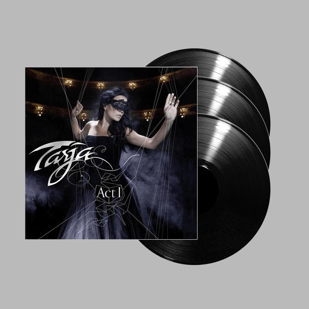 Buy Online Tarja - Act I Triple Vinyl