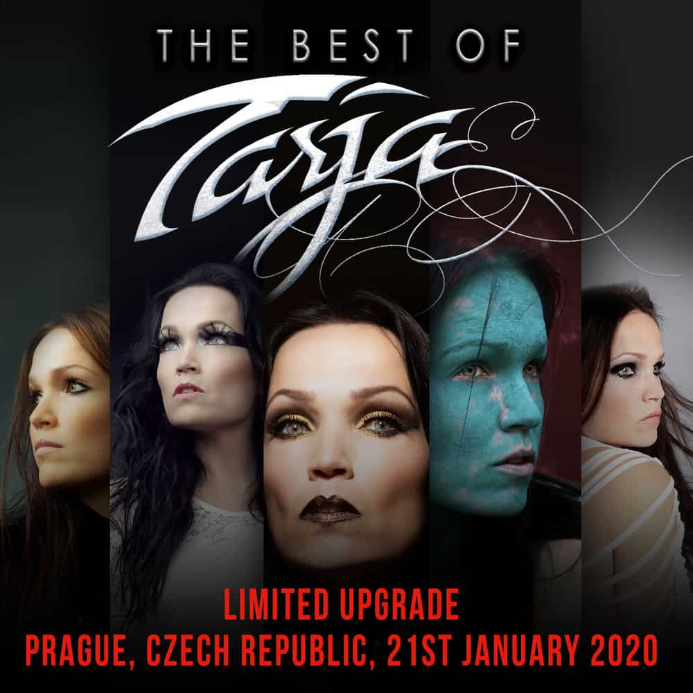 The Best Of Tarja - Limited Upgrades - Prague, Czech Republic, 21st January 2020