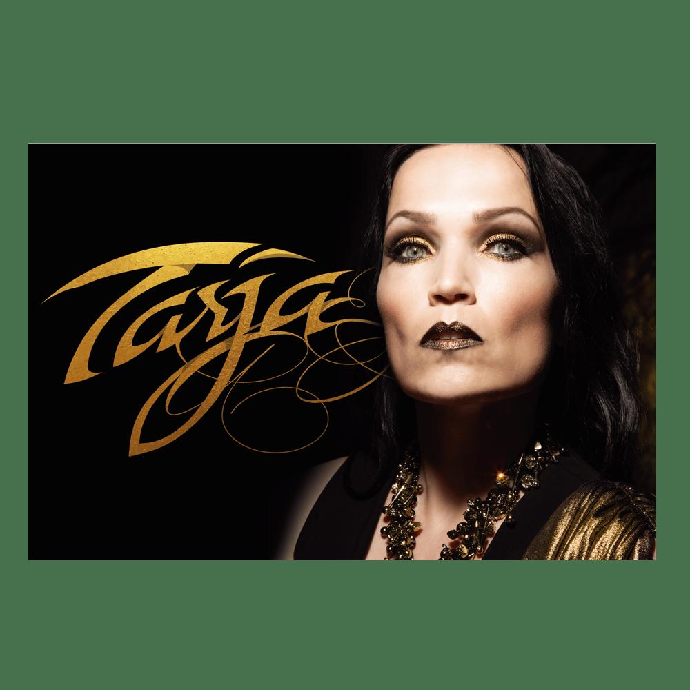 Buy Online Tarja - In The Raw Flag (Landscape)<br>(Signed by Tarja)