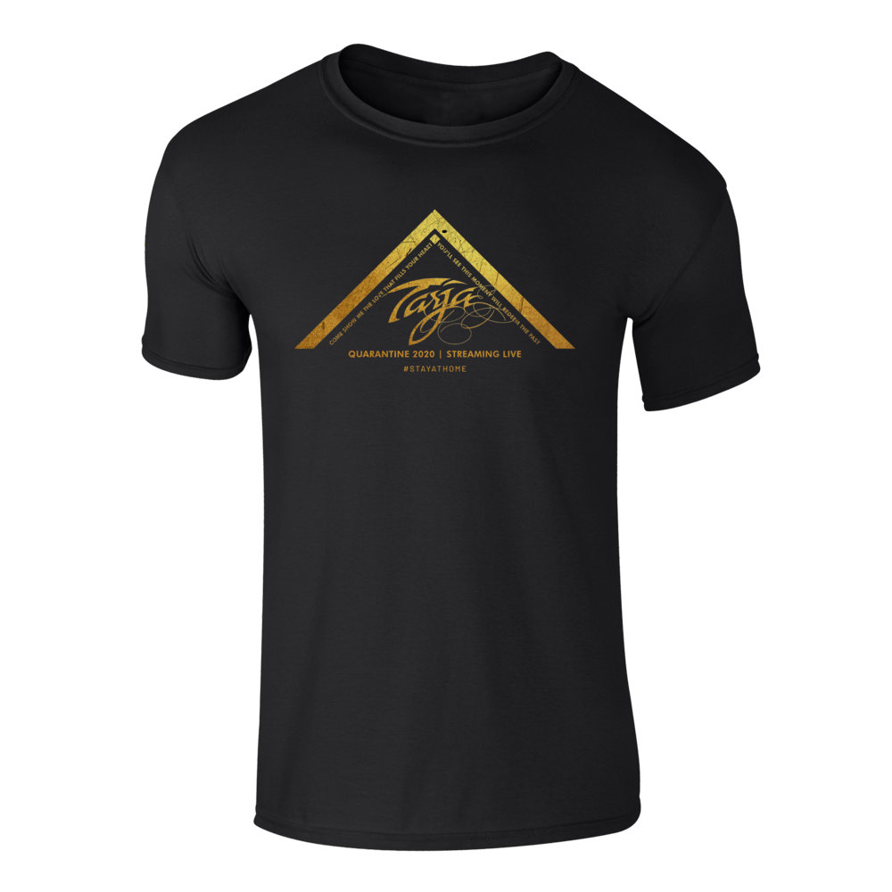 Buy Online Tarja - Quarantine 2020 T-Shirt (Mens)