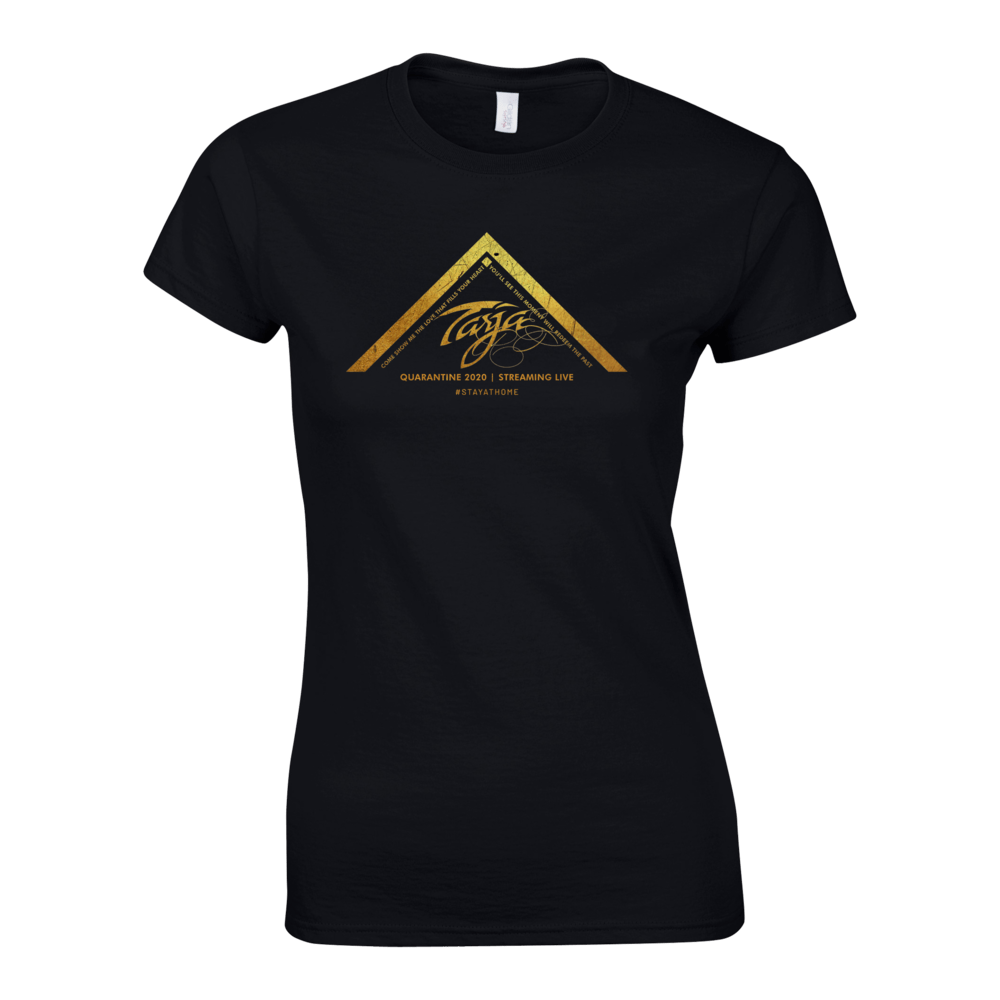 Buy Online Tarja - Quarantine 2020 T-Shirt (Ladies)