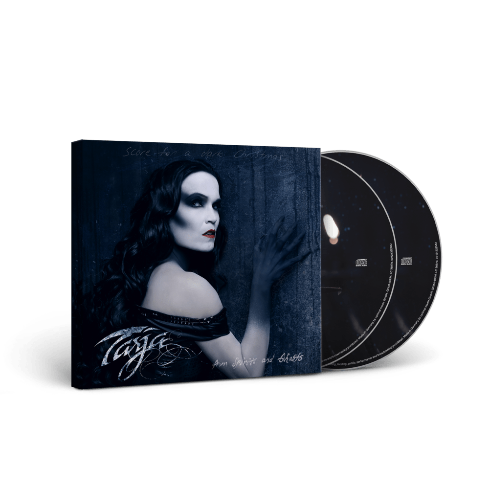 Buy Online Tarja - From Spirits And Ghosts (Score For A Dark Christmas) (2CD - 2020 Edition)