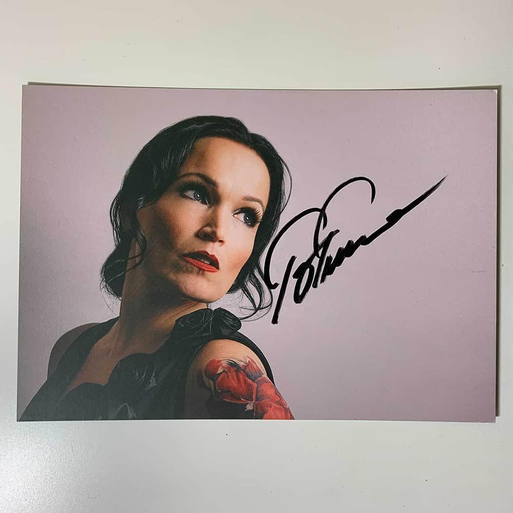 Buy Online Tarja - Christmas Together Postcard (Signed)